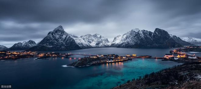 挪威,人間仙境