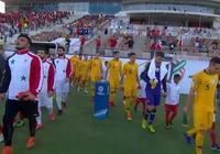 亞洲盃再現1幕重大懸案:敘利亞球員圍住底線裁判討要說法