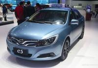 純電動汽車比亞迪e5怎麼樣,純電動汽車比亞迪e5介紹