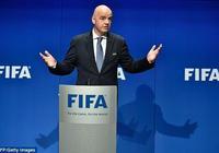 因凡蒂諾支持卡塔爾辦世界盃