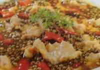 牛肉加入花椒 特別入味 吃起來口感特別好,一天賣100多份