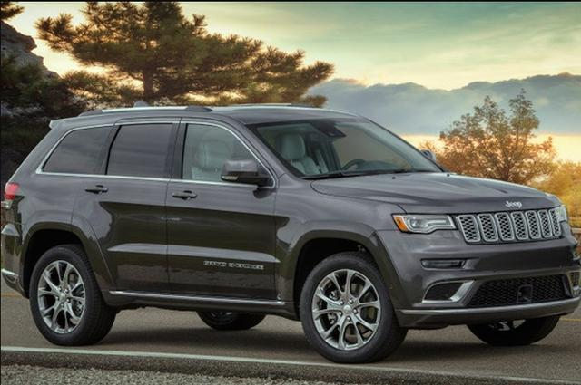 Jeep將推出全新大型SUV
