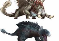 三頭飛龍,經典火龍,暴躁魚龍,今年好萊塢大片中的龍形象