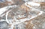 鄉黨們,銅川有個美麗如畫的雪村變遷你去過嗎?姚忠智 攝影