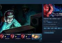 遊戲推薦:〖Distrust〗——優秀的生存冒險新品遊戲