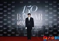 毛不易馬伯騫受邀參加BAZAAR 150週年時尚藝術大展開幕