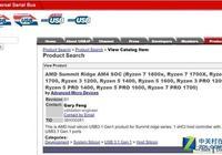 CPU也有Pro?AMD Ryzen Pro系列CPU曝光