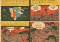漫畫講解——嘻哈音樂早期最重要的四大先驅者