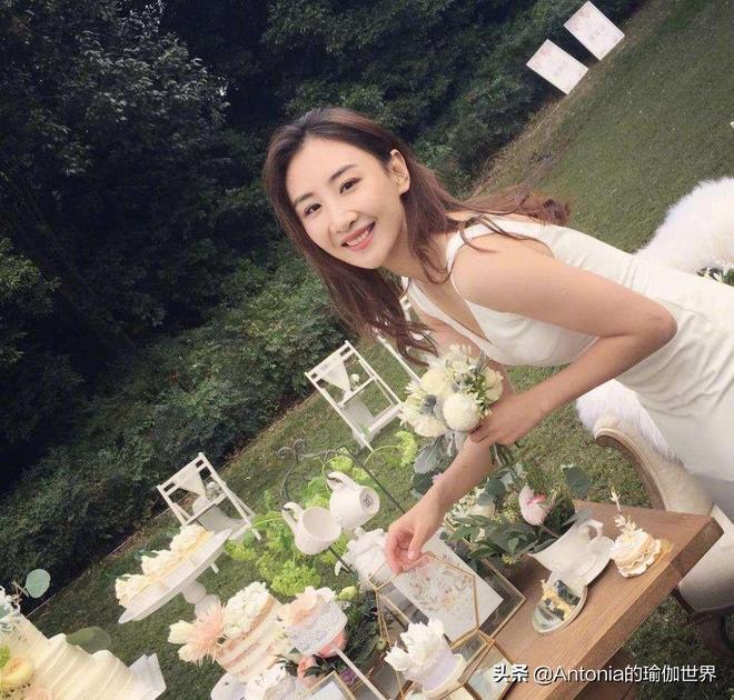 史上最美奧運冠軍蹦床公主何雯娜