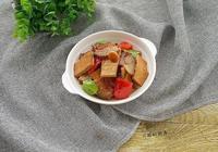 臘肉燒豆乾的做法