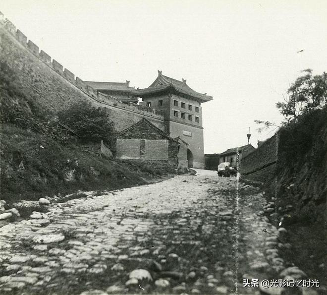 清末老照片:陝西潼關