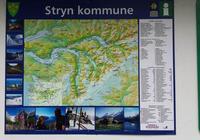挪威峽灣中的最美村莊斯特林
