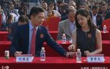 劉強東 章澤天早前出席活動,43歲的劉強東看起來好年輕!