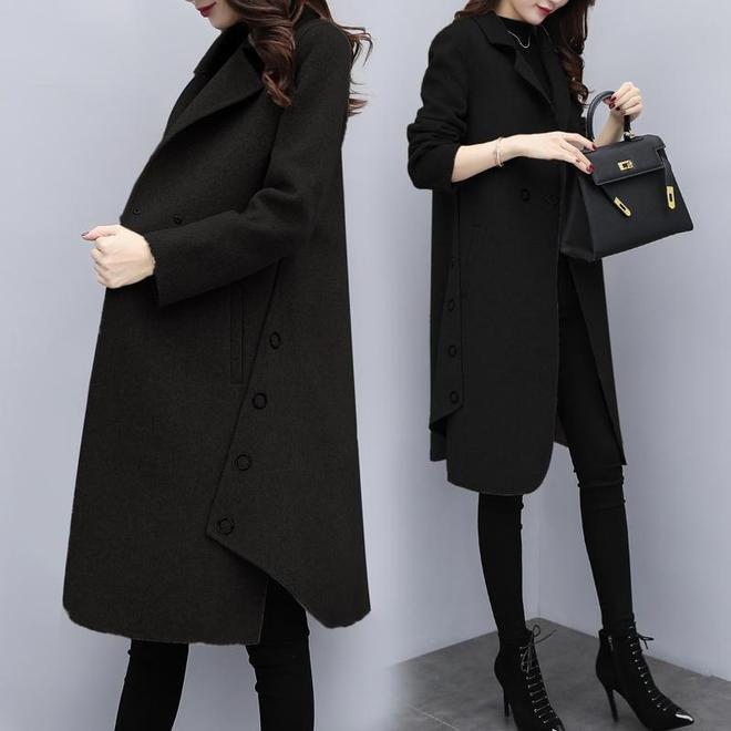 建議大家,天冷了別總穿裙子,瞧下面女人這樣穿,顯氣質又保暖