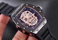 霸氣骷髏盤 理查德米勒RM 52-01