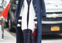 棉服搭衛衣疊穿也能穿出時裝精氣場
