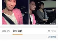 TVB女星佘詩曼發微博刪了又發,這樣的佘詩曼我還是頭一次見!