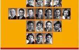 周總理提出評選中國自己的明星,新中國22大電影明星老掛曆《二》