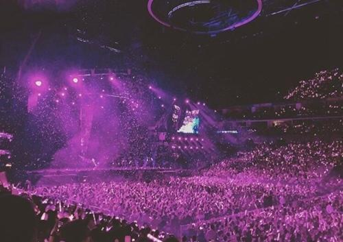 你第一次去看演唱會是誰的演唱會?