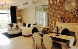 表姐家簡歐裝修效果圖:120平簡歐3室2廳 10萬超顯格調婚房