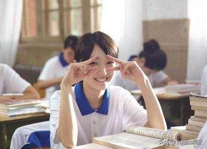 """女明星""""學生妹""""造型大彙總,楊冪可愛,柏芝清純,楊紫最接地氣"""
