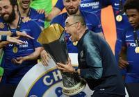 30年前執教第8級 熬到60歲奪得歐聯杯 最勵志教練——薩里!