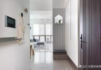 晒90㎡新家,簡潔大方耐看,一進門把人迷住,最滿意客廳,超大氣