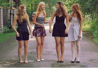 """""""長腿美女""""最多的國家:平均身高1米7,當地姑娘:擔心嫁不出去"""