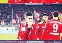 如何看待18-19賽季末哈梅斯·羅德里格斯在拜仁慕尼黑的前景?