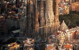 用了幾代設計師才有的光景 俯瞰巴塞羅那