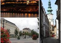 斯洛伐克共和國首都-布拉迪斯拉發