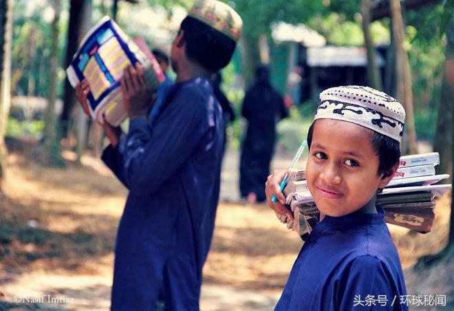 探訪:孟加拉國落後的穆斯林學校