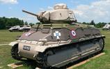 法國S35坦克:三十年代最佳中型坦克,二戰初期比德國坦克更好