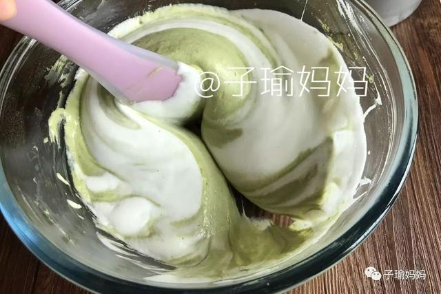 抹茶芝士蛋糕(乳酪蛋糕)