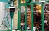 城市街道,咖啡店設計