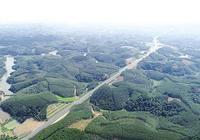 貴港至隆安高速公路預計本月建成通車