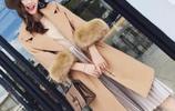 90後小妹嫌這10款毛呢外套太貴,網友稱:你也只能穿地攤貨了