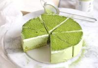 綠了!綠了!是抹茶呀~