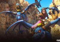 《勇者鬥惡龍11》新實機截圖 勇者騎著蜜蜂打怪