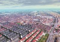 上海奉賢區一個大鎮,人口超20萬,曾是縣城所在地