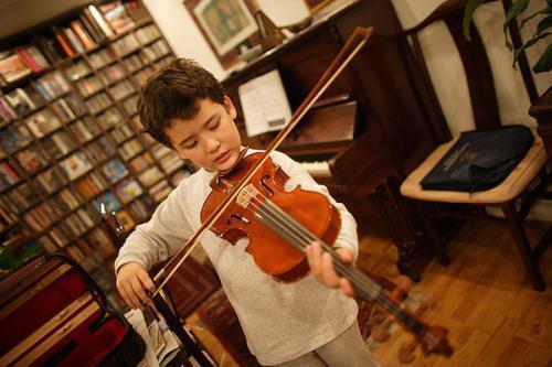 小提琴=最難樂器?
