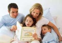 爸爸媽媽誰給孩子讀童書繪本好?