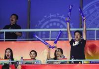 李克勤進場看蘇迪曼杯成焦點,中國輕取泰國晉級決賽!