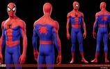 蜘蛛俠戰衣圖鑑,你沒見過的蜘蛛俠
