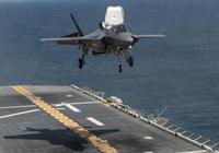 第四代戰鬥機F-35如何實現垂直起降?祕密源於F-35特殊的發動機