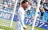足球——意甲聯賽:那不勒斯戰平薩索洛