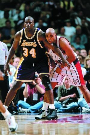 NBA歷史上碩壯的臀部,背身單打5秒規則——查爾斯·巴克利