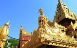 蒲甘最古老的佛塔,每天都有眾多遊客,原來它是仰光大金塔的原型
