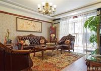 家和萬事興新古典風格家裝設計