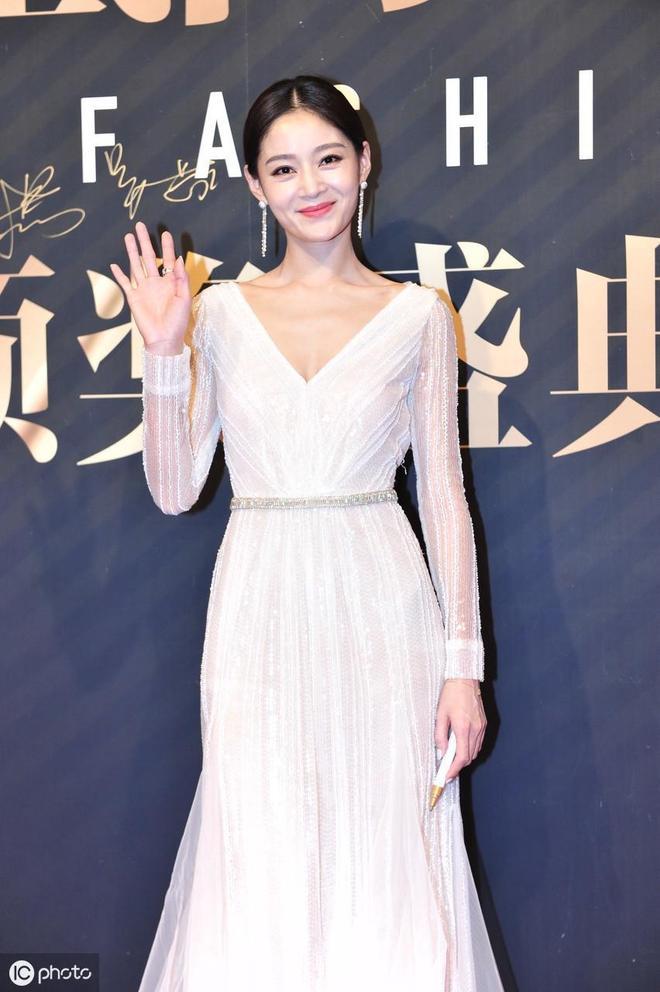 王媛可高顏值大氣,生完孩子她才演的《延禧攻略》,沒想到還紅了